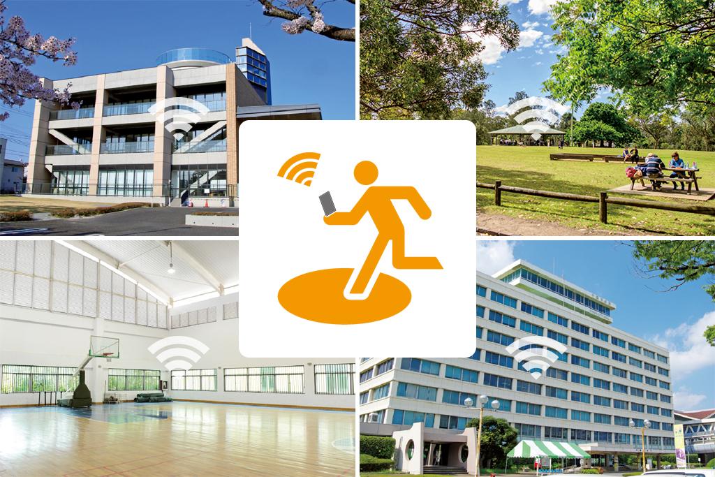 災害時の情報伝達に有効な公共施設向けWi-Fi | バッファロー