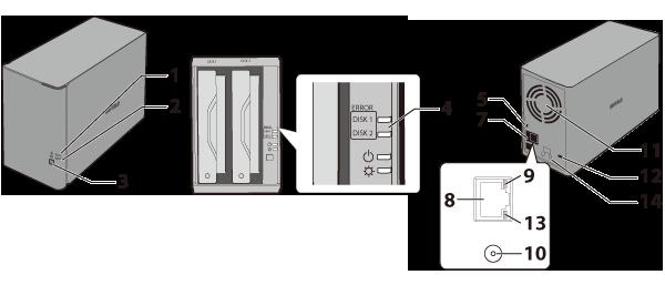 Linkstation Ls400シリーズ ユーザーマニュアル