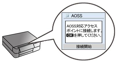 mg3100 aoss