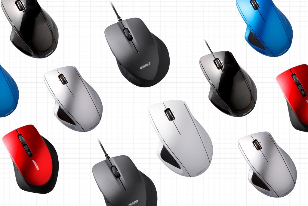 マウス 設定 pc
