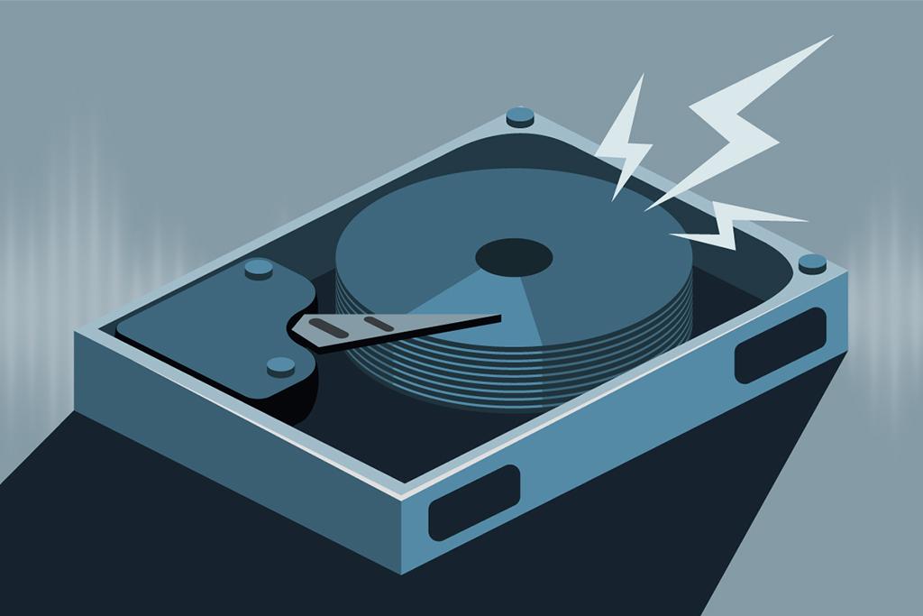 外付けハードディスク(HDD)から変な音が?焦る前にまずは一度確認を ...